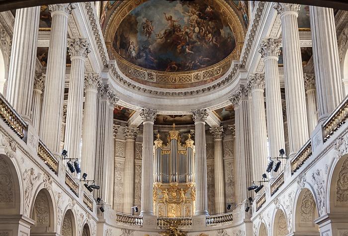 Schloss Versailles (Château de Versailles): Chapelle Royale