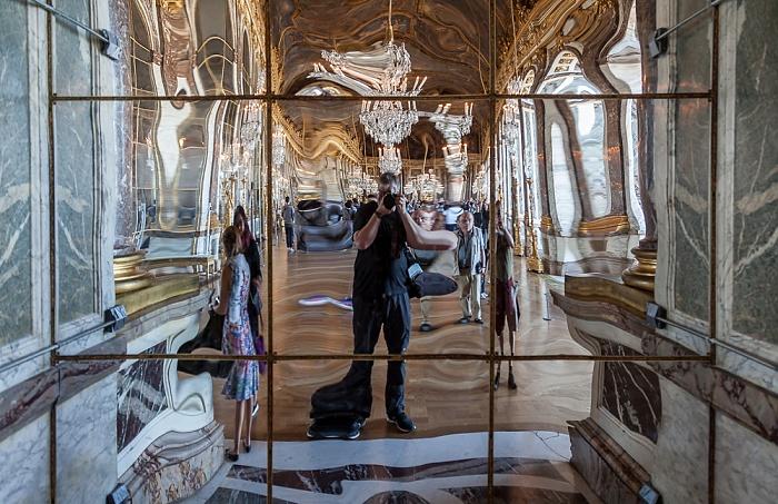 Schloss Versailles (Château de Versailles): Spiegelsaal - Jürgen