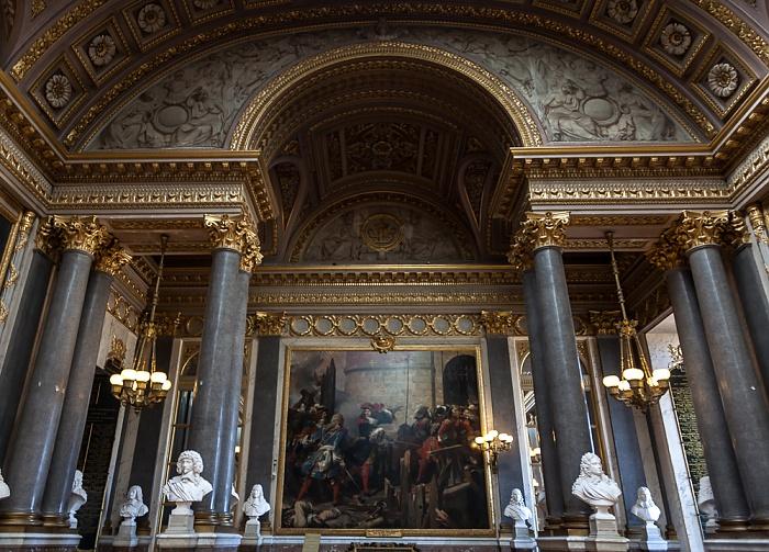 Schloss Versailles (Château de Versailles)