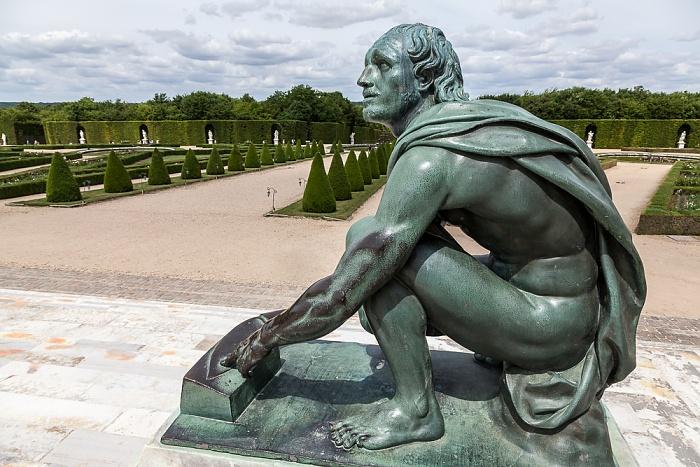 Parc de Versailles: Jardin de Versailles Parterre du Nord