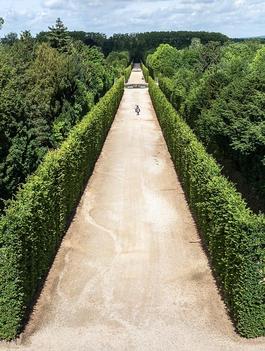 Parc de Versailles: Jardin de Versailles - Allée du Roy