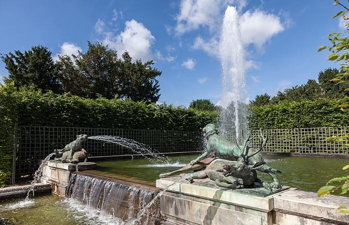 Parc de Versailles: Jardin de Versailles - Fontaine du Point du Jour