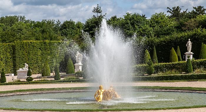 Parc de Versailles: Jardin de Versailles - Parterre de Latone