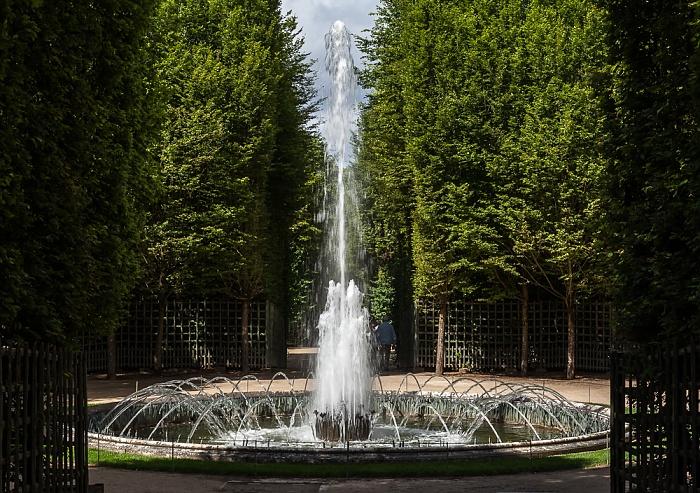 Parc de Versailles: Jardin de Versailles - Bosquet de la Girandole