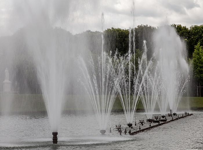 Parc de Versailles: Jardin de Versailles - Bassin du Miroir