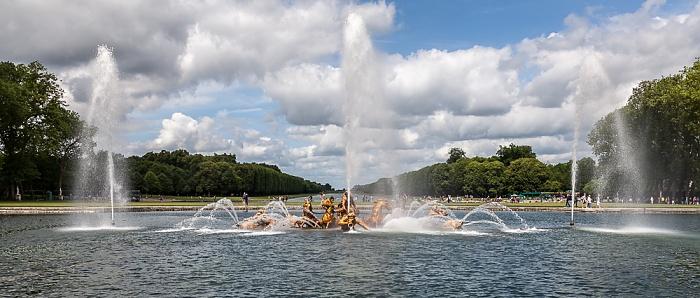 Parc de Versailles: Jardin de Versailles - Bassin d'Apollon
