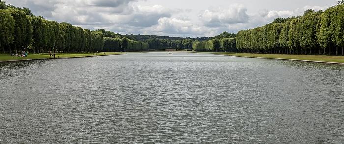 Parc de Versailles: Jardin de Versailles - Grand Canal