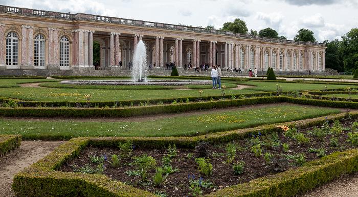 Versailles Jardins du Grand Trianon, Château du Grand Trianon