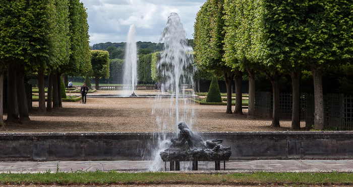 Versailles Grand Jardins du Grand Trianon
