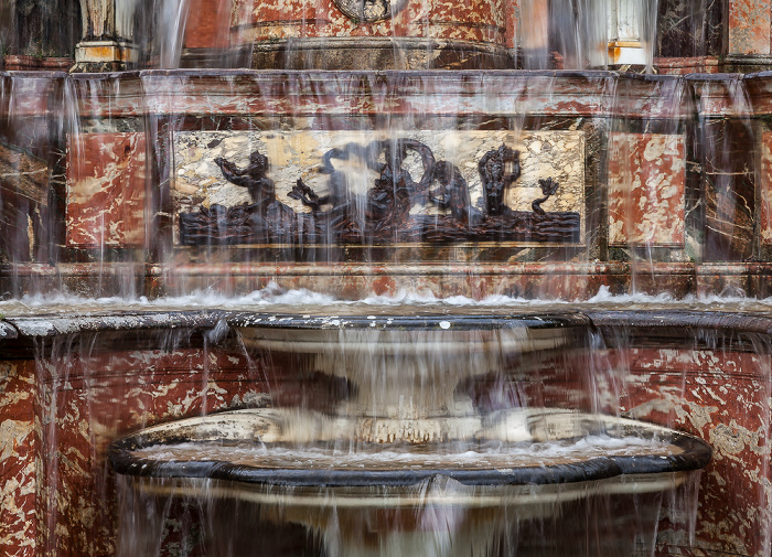 Versailles Grand Jardins du Grand Trianon: Buffet d'eau