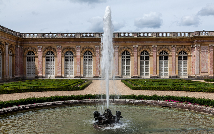 Versailles Château du Grand Trianon, Jardins du Grand Trianon