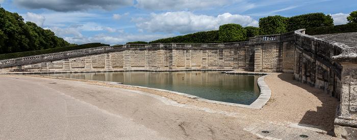 Jardin de Versailles: Bassin du Fer-à-cheval