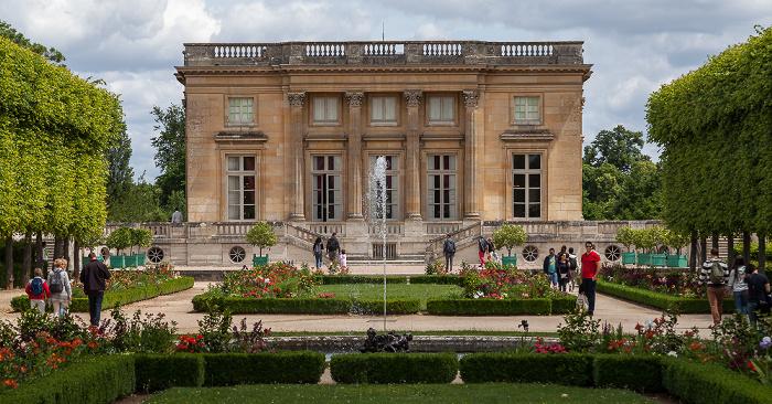 Versailles Jardins du Petit Trianon, Château du Petit Trianon