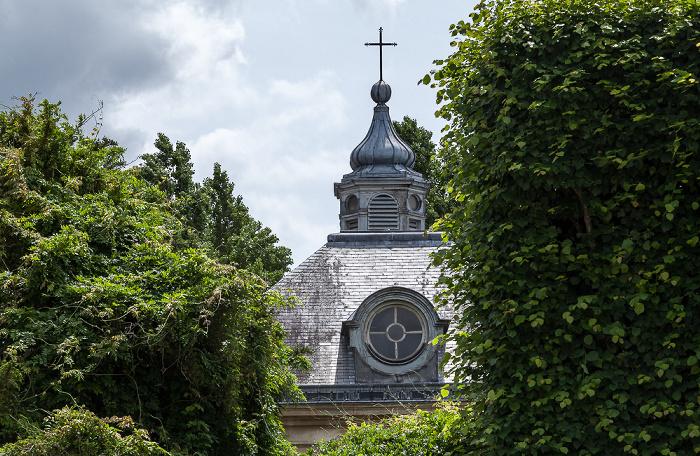 Versailles Jardins du Petit Jardins: Chapelle