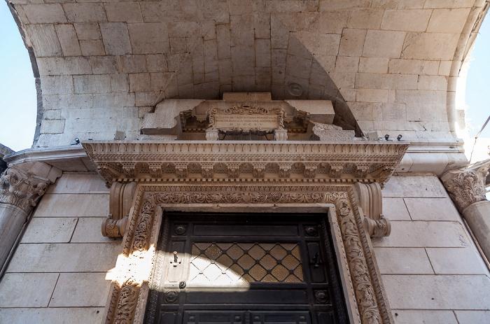 Split Kathedrale des Heiligen Domnius