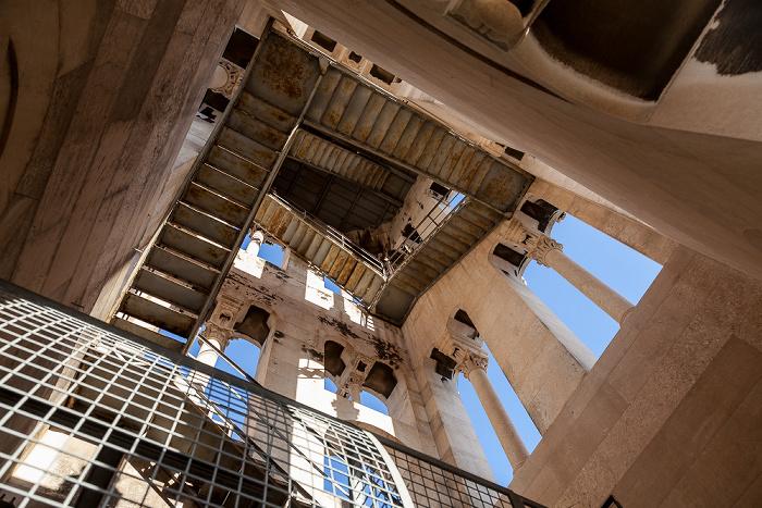Split Kathedrale des Heiligen Domnius: Turm