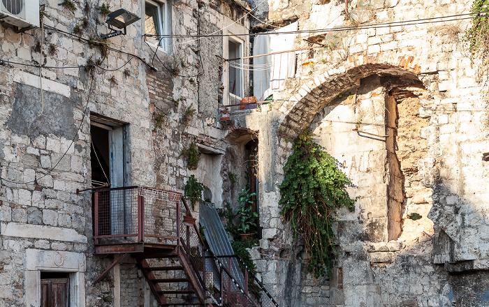 Split Altstadt (Grad): Diokletianpalast