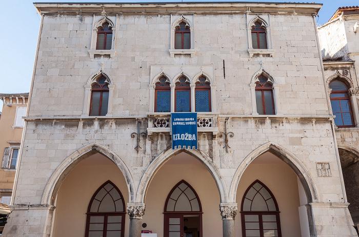 Altstadt (Grad): Narodni trg u Splitu (Pjaca)