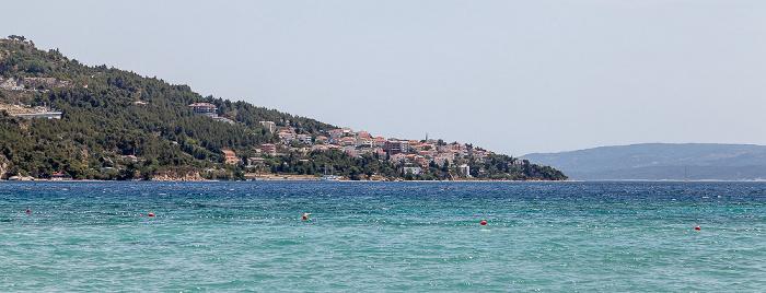 Omiš Adriatisches Meer (Mittelmeer)