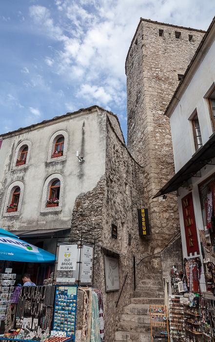 Mostar Altstadt: Kujundžiluk, Städtisches Museum