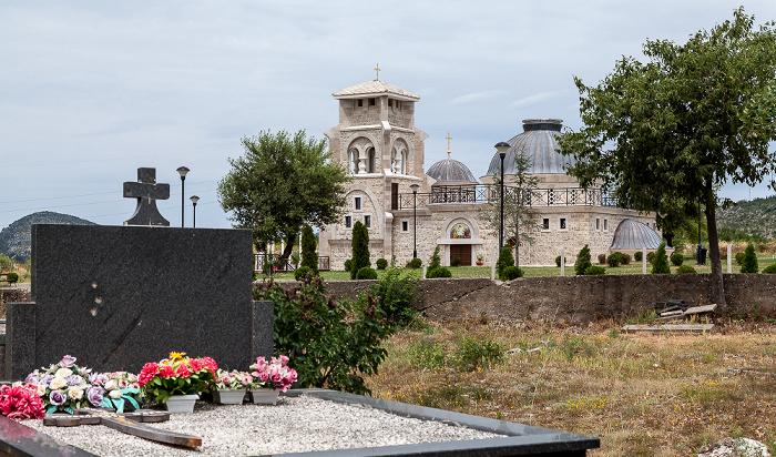 Prebilovci Friedhof