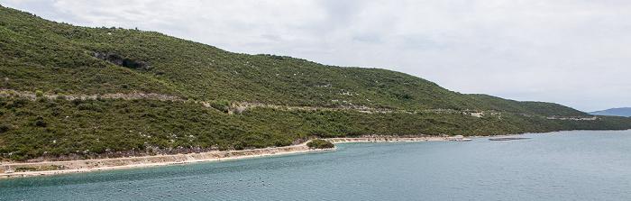 Bucht von Neum (Adriatisches Meer)