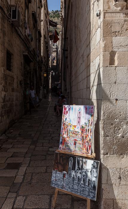 Altstadt (Grad): Zlatarska ulica Dubrovnik