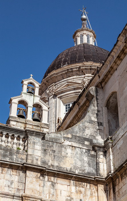 Altstadt (Grad): Kathedrale Mariä Himmelfahrt (Katedrala Uznesenju Blažene Djevice Marije na nebo) Dubrovnik