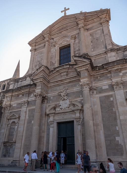 Altstadt (Grad): Jesuitenkirche St. Ignatius Dubrovnik