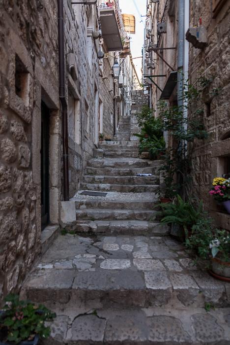 Altstadt (Grad): Ulica od Sigurate Dubrovnik