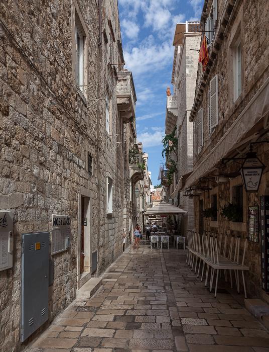 Altstadt (Grad): Prijeko ulica Dubrovnik