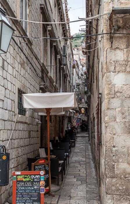 Altstadt (Grad): Palmotićeva ulica Dubrovnik