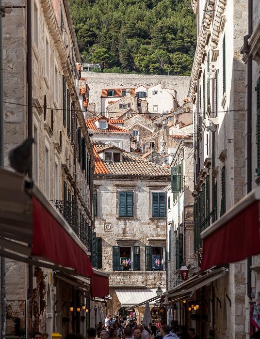 Altstadt (Grad): Široka ulica Dubrovnik