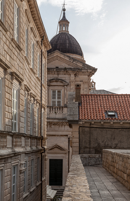 Altstadt (Grad): Stadtmauer Dubrovnik