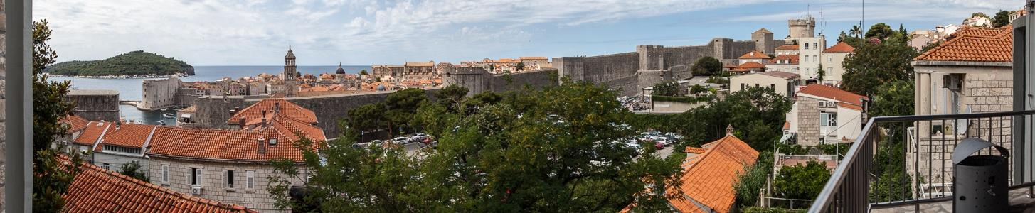 Altstadt (Grad) mit Stadthafen und Stadtmauer Dubrovnik