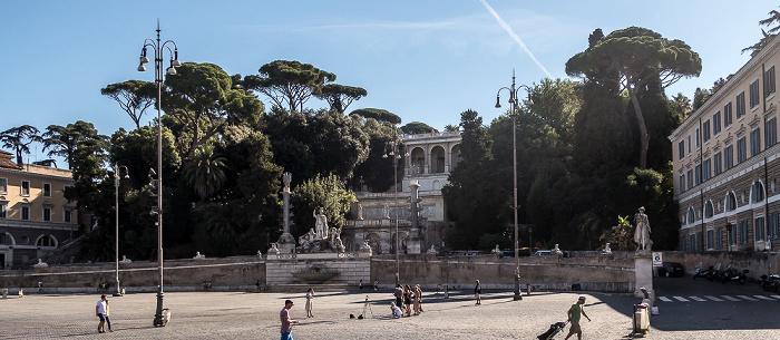 Piazza del Popolo Rom
