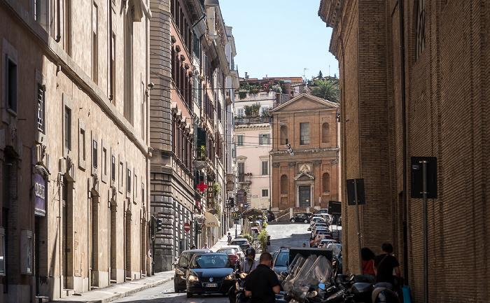 Via di Capo le Case Rom