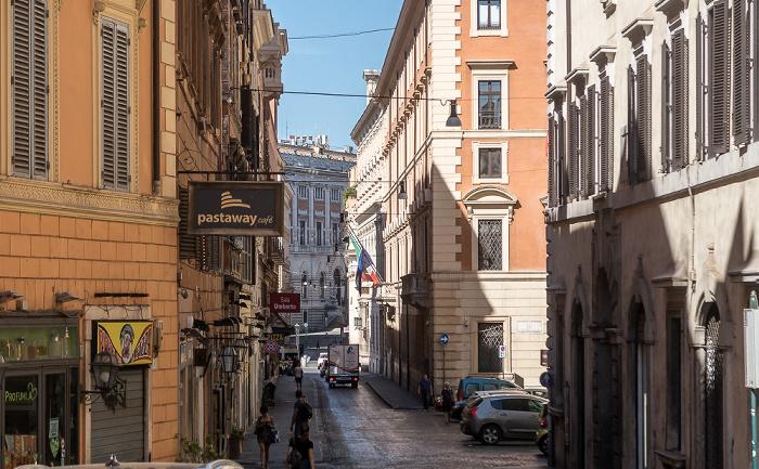 Via della Mercede Rom