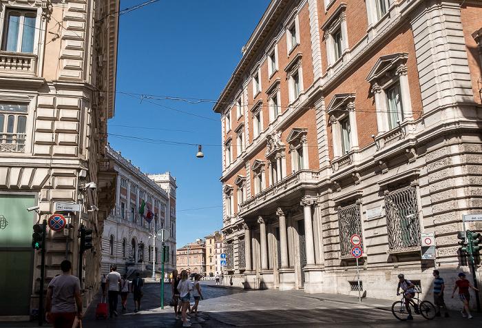 Via del Parlamento Rom