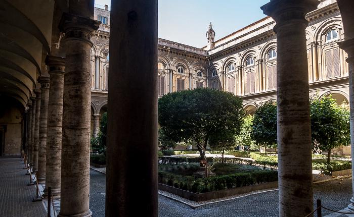 Via del Corso: Palazzo Doria-Pamphili Rom