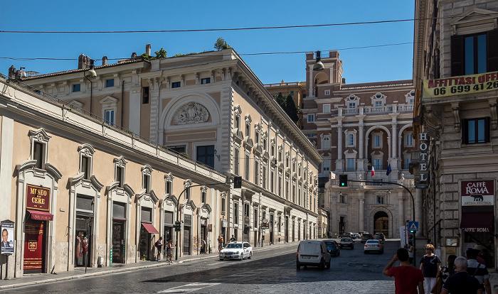 Via IV Novembre Rom