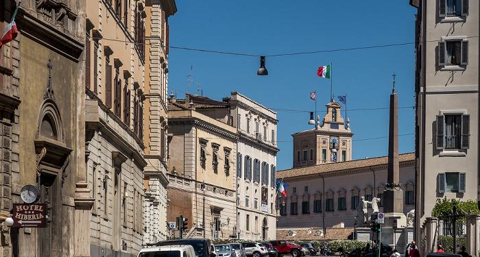 Via Ventiquattro Maggio Rom