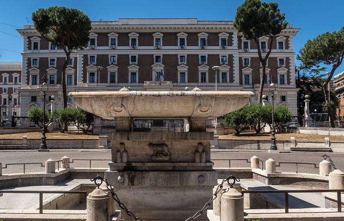 Piazza del Viminale: Palazzo del Viminale Rom