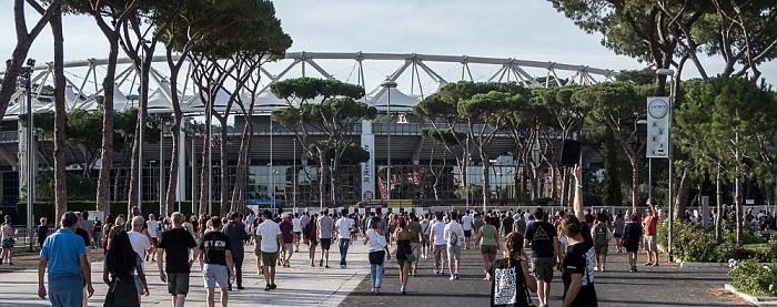 Rom Foro Italico Olympiastadion