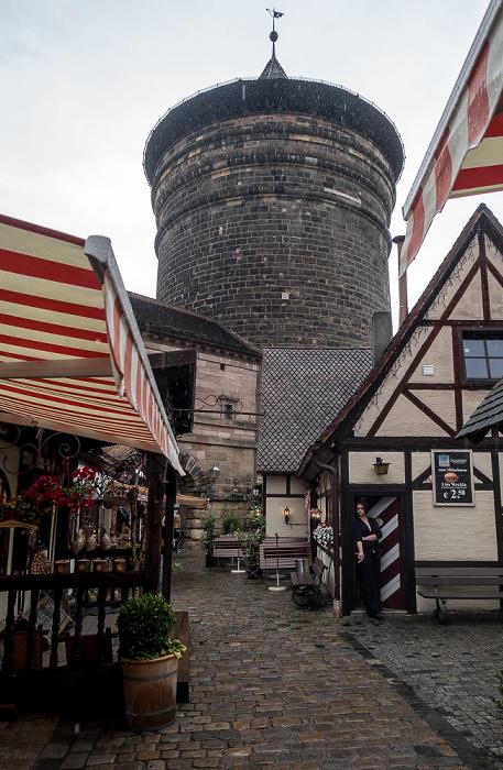 Nürnberg Handwerkerhof, Frauentorturm