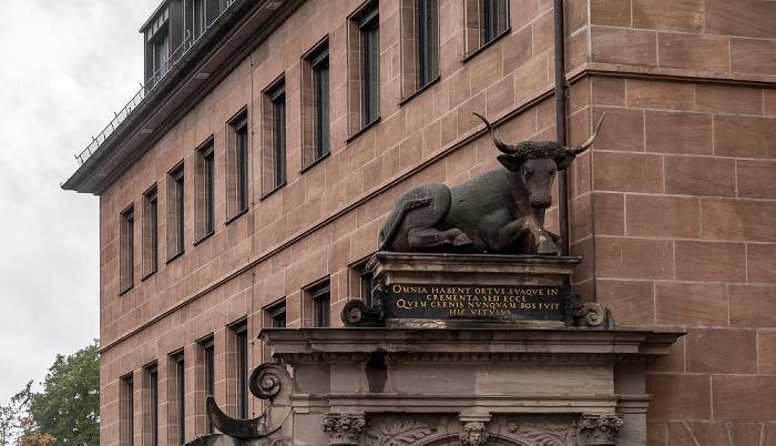 Nürnberg Ochsenportal Fleischhaus