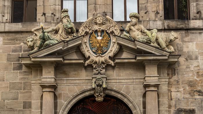 Nürnberg Altes Rathaus