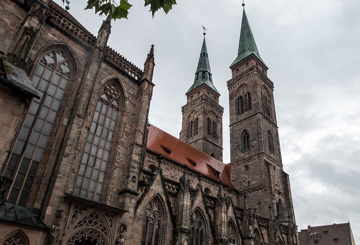St. Sebald (Sebalduskirche) Nürnberg 2017