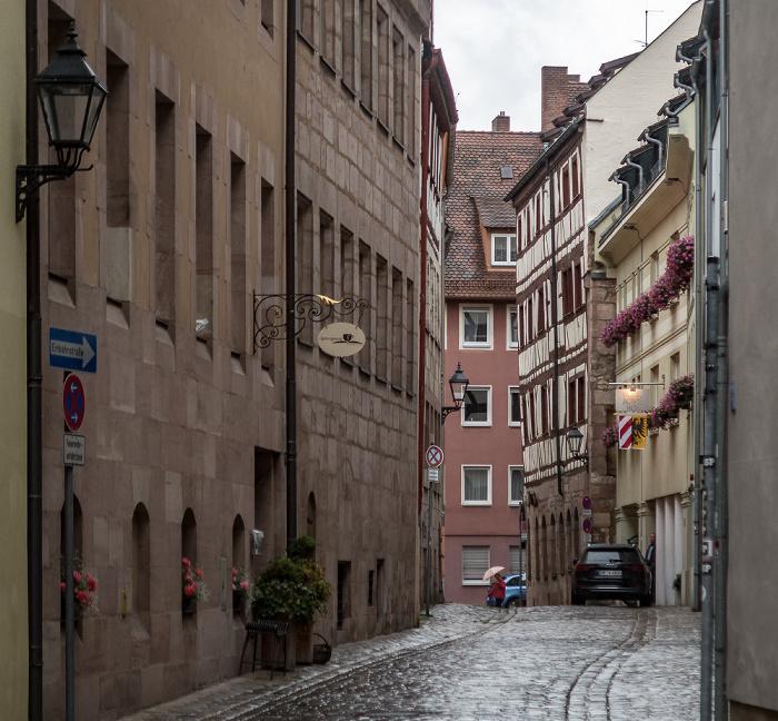 Nürnberg Agnesgasse