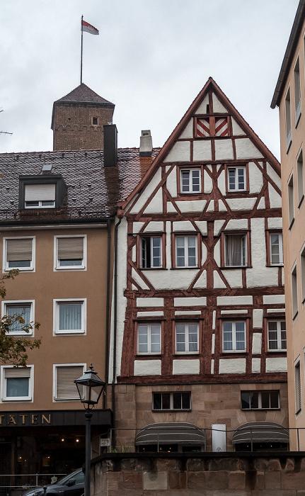 Nürnberg Bergstraße / Obere Krämersgasse